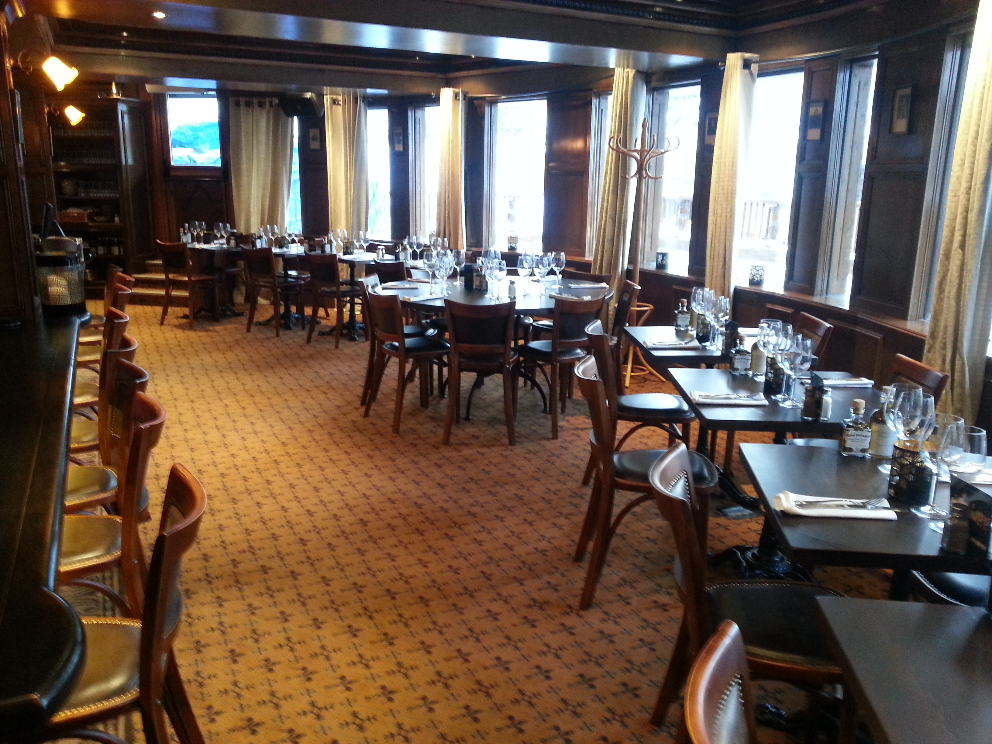 Restaurant Le Floor - Courchevel 1850 (Fr)